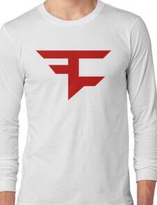FaZe Clan Logo T-Shirt Long Sleeve T-Shirt