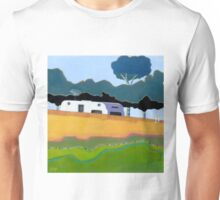 Australian Backyard - Series No.2 Unisex T-Shirt