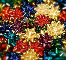 Putting up Christmas 10 by Carolyn Clark