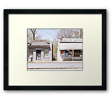 Oakhurst Framed Print
