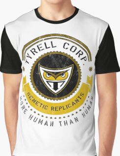 Tyrell Corporation Crest Graphic T-Shirt