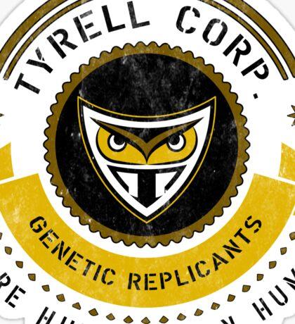 Tyrell Corporation Crest Sticker