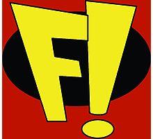 Freakazoid! Photographic Print