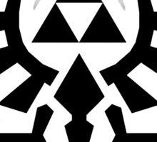 Zelda Tri Force Sticker
