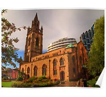 The Church of Our Lady and Saint Nicholas - Liverpool UK Poster