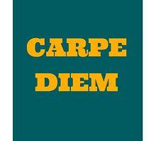 Carpe Diem by IdeasForArtists