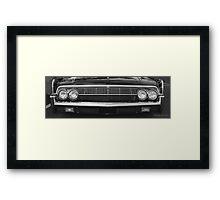 63 Continental Framed Print