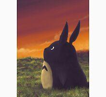 Sunset on Totoro Hill - My Neighbor Totoro Unisex T-Shirt