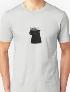 Toothless With Hiccup's Helmet T-Shirt