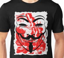 V for reVolution Unisex T-Shirt