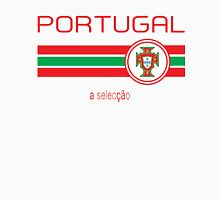 Euro 2016 Football - Portugal (Away White) Unisex T-Shirt