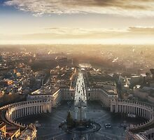 The Vatican City by aaronchoi