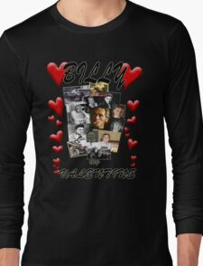 Billy my Valentine Long Sleeve T-Shirt