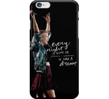 Taylor Swift New Romantics Lyrics  iPhone Case/Skin
