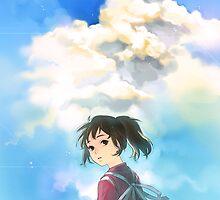 Chihiro - Spirited Away by dkaufman
