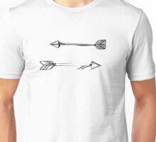Arrows Doodle Unisex T-Shirt