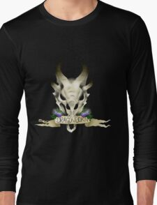 dragon's blood Long Sleeve T-Shirt