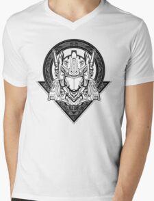 Optimus Prime: Till All Are One Mens V-Neck T-Shirt