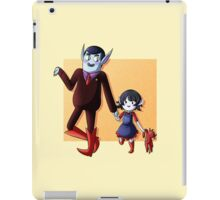 Father and Daughter Time iPad Case/Skin