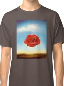 Meditative Rose Classic T-Shirt