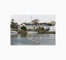 Family Outing at Mylor Bridge Unisex T-Shirt