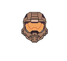 Halo - Master Chief by IkigaiDesigns