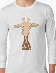 Quizzical Giraffe T-Shirt