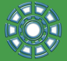 Arc Reactor Kids Clothes