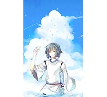 Haku - Spirited Away Photographic Print