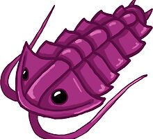 Purple Trilobite by Noadi