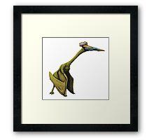Hatzegopteryx Framed Print