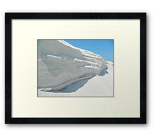 Sand Dune Framed Print