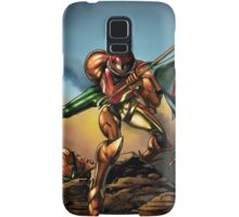 Armored Maiden: The Hunter Samsung Galaxy Case/Skin