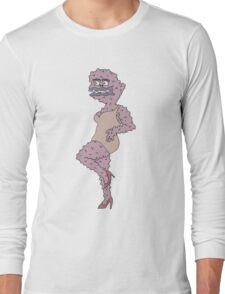 sexy bubblegirl Long Sleeve T-Shirt