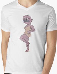 sexy bubblegirl Mens V-Neck T-Shirt