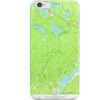 New York NY Yankee Lake 140392 1966 24000 iPhone Case/Skin