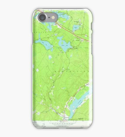 New York NY Yankee Lake 140392 1966 24000 iPhone Case/Skin