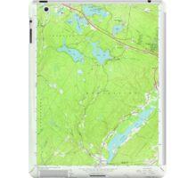 New York NY Yankee Lake 140392 1966 24000 iPad Case/Skin