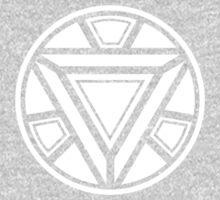 Arc Reactor One Piece - Short Sleeve