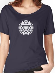 Arc Reactor Women's Relaxed Fit T-Shirt