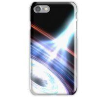 Gamma Rays in Galactic Nuclei iPhone Case/Skin