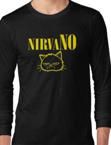 NirvaNO Long Sleeve T-Shirt