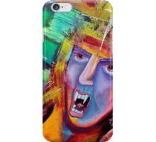 Aztec Vampire iPhone Case/Skin