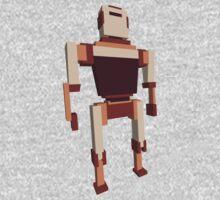 heartless robot One Piece - Short Sleeve
