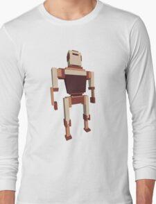 heartless robot Long Sleeve T-Shirt