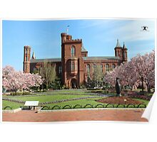 Smithsonian Institution ( The Castle ) Poster