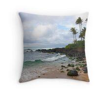 North Shore Vista Throw Pillow