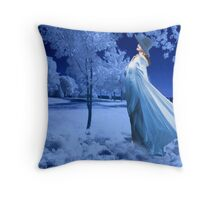 IN DREAMS I WALK WITH YOU THROW PILLOW Throw Pillow
