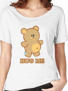 HUG ME! Women's Relaxed Fit T-Shirt