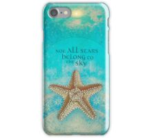 Not All Stars Belong to the Sky iPhone Case/Skin